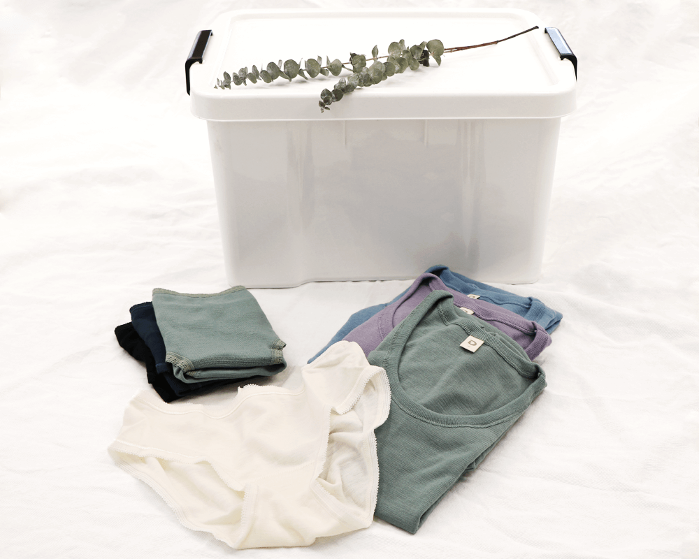 4 simple tips: How to store your woollen clothing correctly and avoid moths