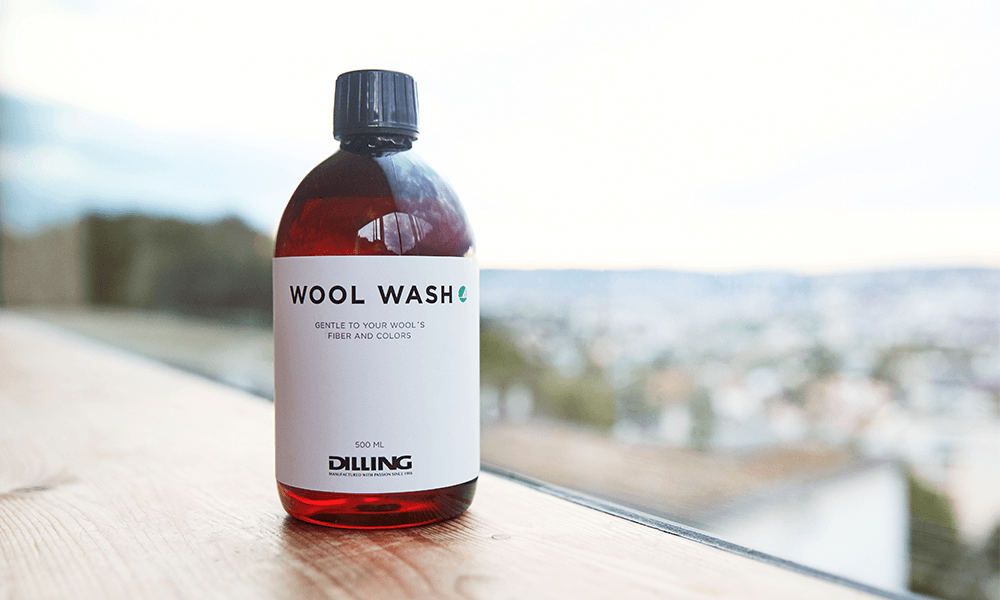 Lanolin in your wool-wash detergent: a good or bad idea?