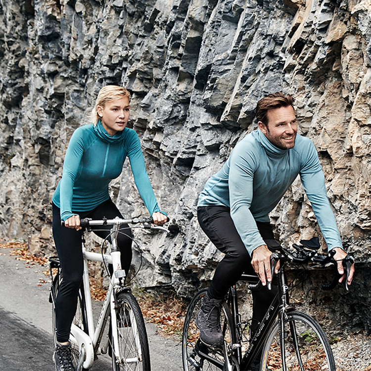 Four reasons to choose merino wool for sports and outdoor use, all year round