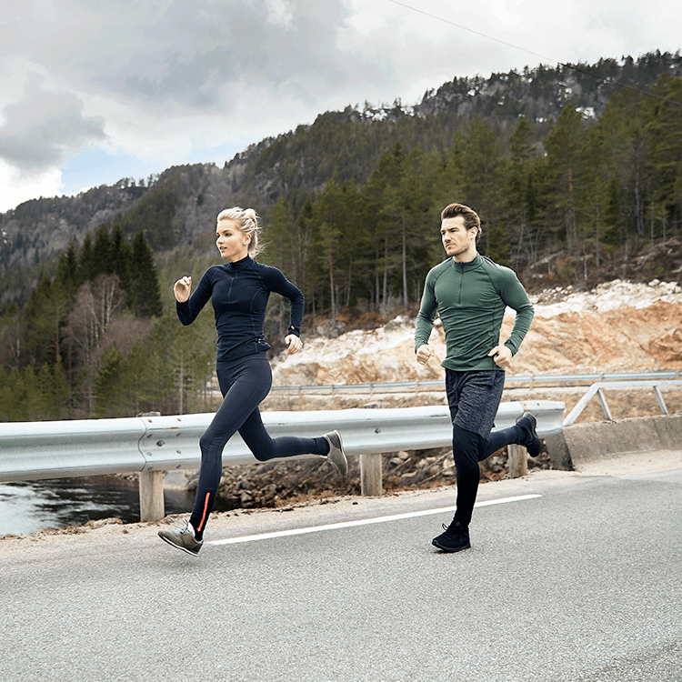 From top to toe: The best way to dress for a run in the cold