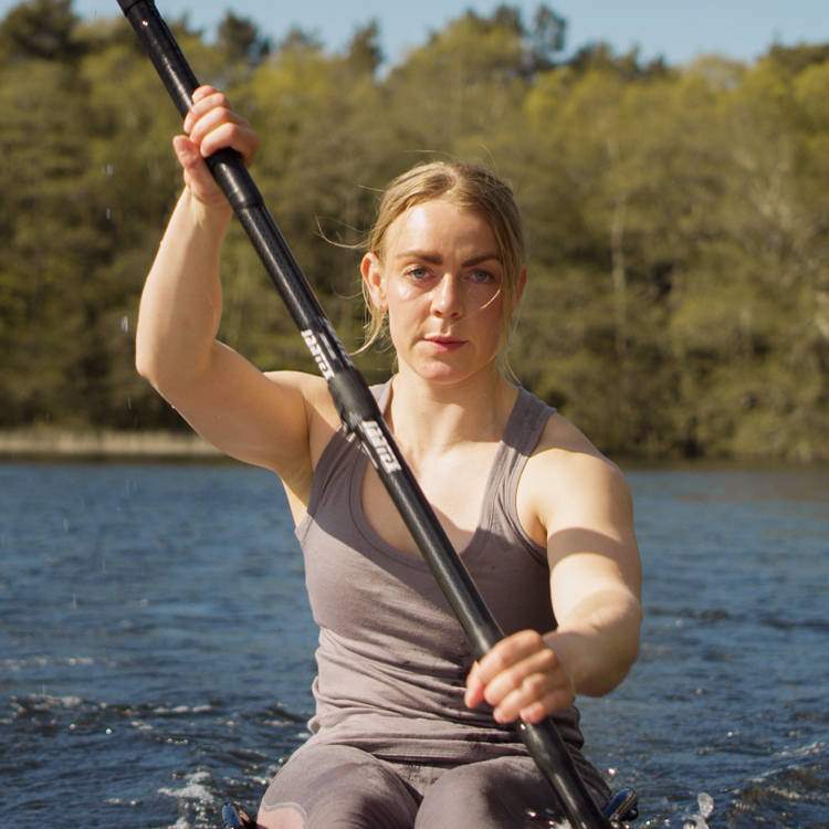 Behind the scene: meet kayak enthusiast Cathrine