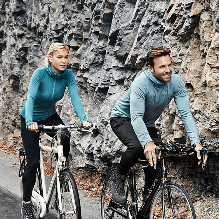 Four reasons for choosing merino wool for sport & outdoor leisure, all year round