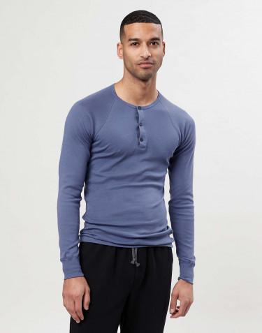 Men's premium cotton long sleve top