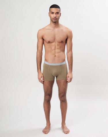 Men's organic cotton boxer shorts 3-pack
