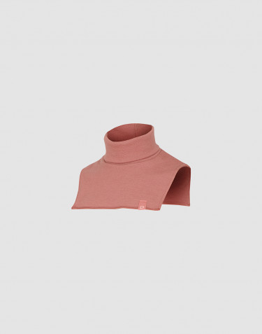 Baby neck warmer- Dark Pink