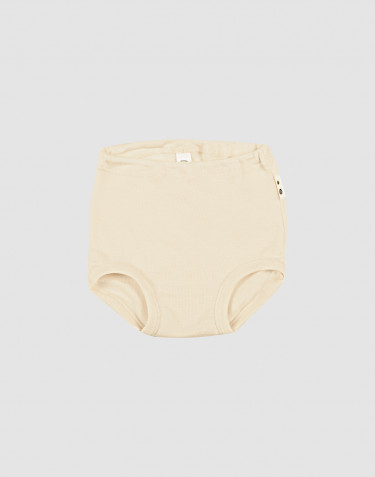 Baby merino wool/silk briefs