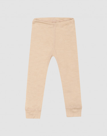 Baby merino wool/silk leggings
