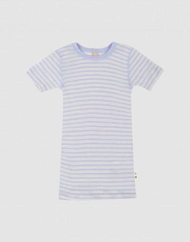 Children's merino wool/silk T-shirt