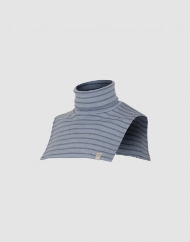 Children's neckwarmer- Blue Stripe