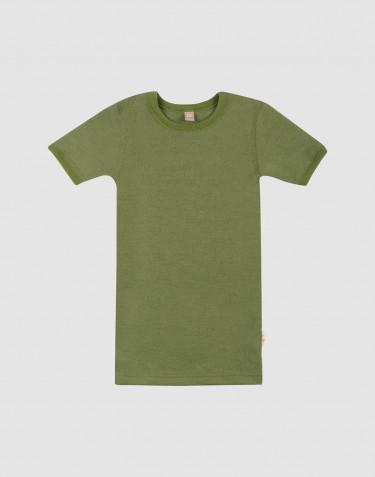 Children's merino wool T-shirt