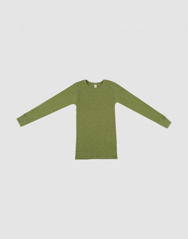 Children's merino wool top