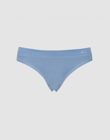 DILLING women's cotton bikini briefs- blue