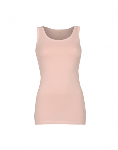 Women's cotton tank top- rose
