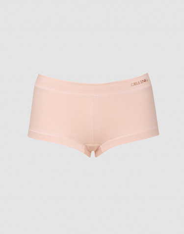Women's cotton hipsters- rose