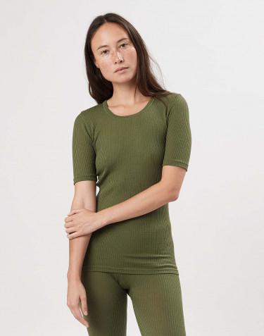 Women's merino wool T-shirt