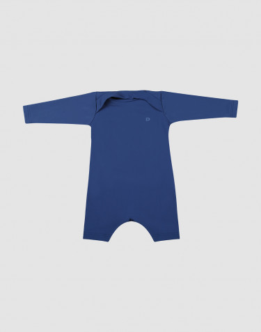 Baby sun protection swimsuit- blue