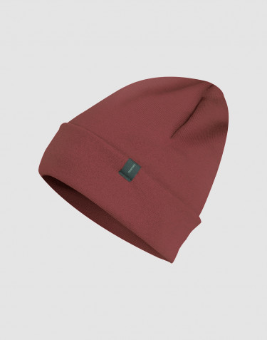 DILLING wool terry hat- rouge