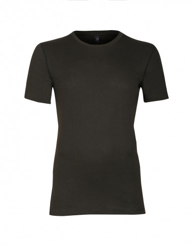 Men's premium classic cotton T-shirt- green