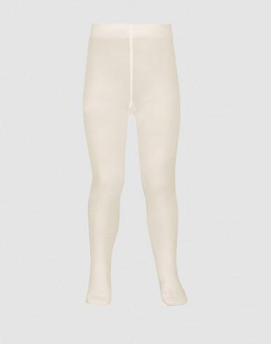 Baby organic cotton tights- Nature