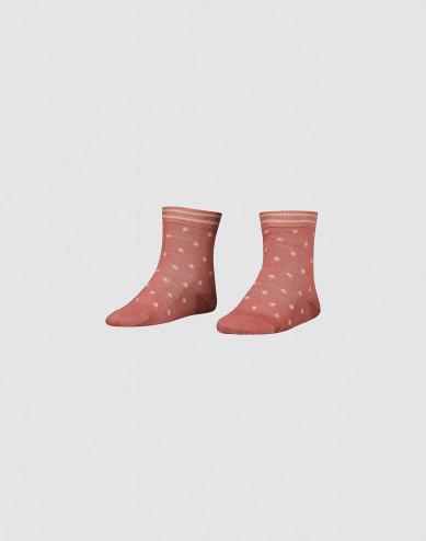 Baby and children's merino wool socks
