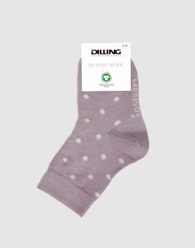 Children's merino wool socks