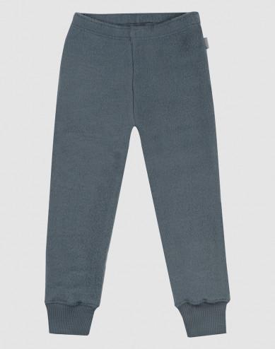Children's merino wool fleece trousers