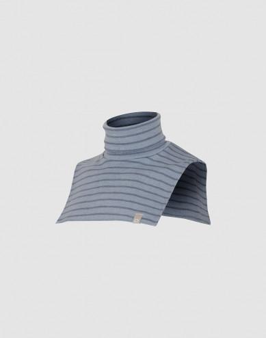 Children's neckwarmer- Blue Stripe