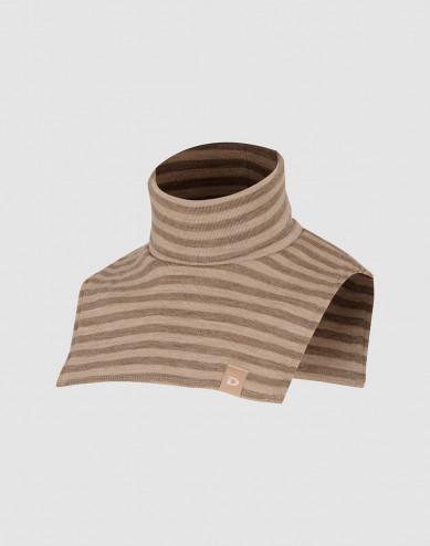 Children's merino wool neck warmer