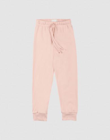 Children's pyjama bottoms- rose