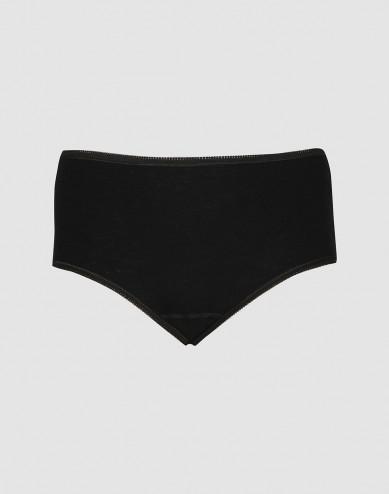 Women's plus size merino wool briefs