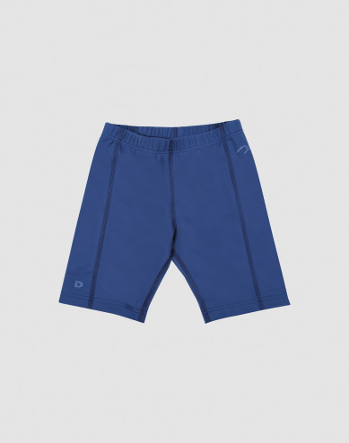 Kids' shorts with UV-protection UPF 50+ blue
