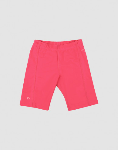 Kids' shorts with UV-protection UPF 50+ pink