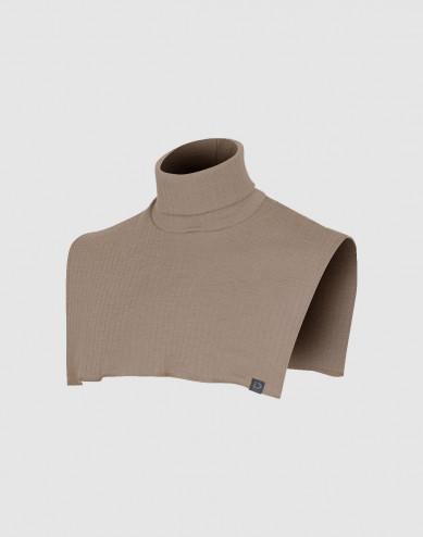 Men's merino wool neck warmer